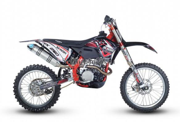 мотоцикл минск m1nsk RX 250