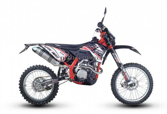 мотоцикл минск m1nsk эндуро ERX 250