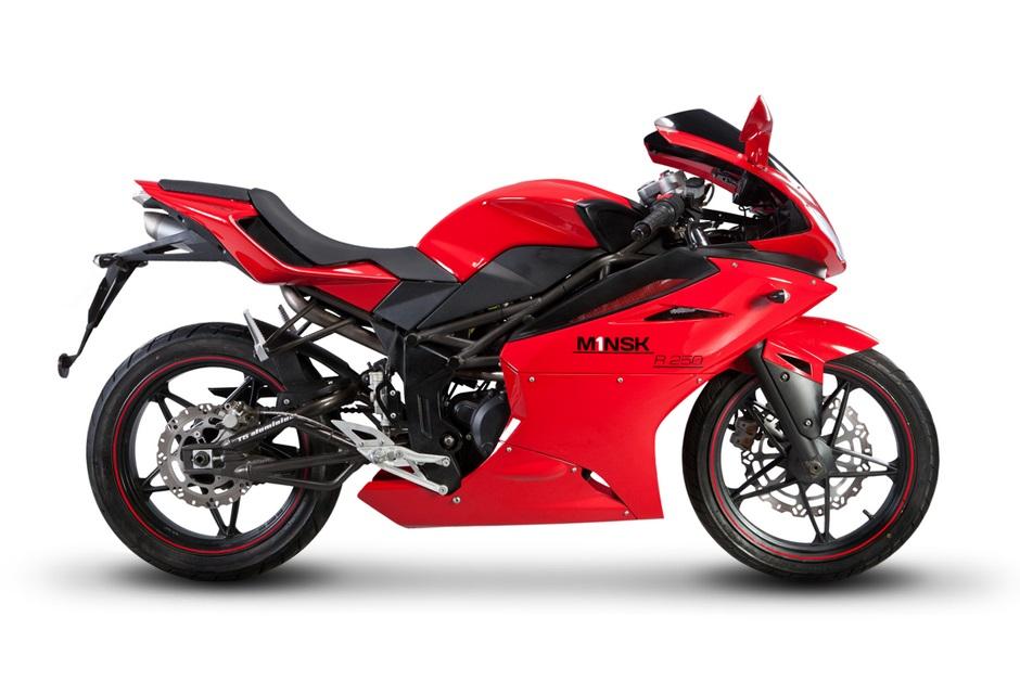 R250 красный