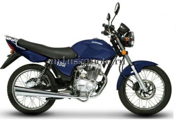мотоцикл минск D4 125
