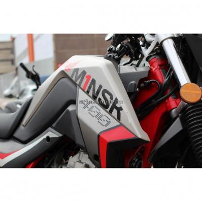 Мотоцикл Mинск Goose 400